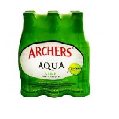 Archers Aqua Lime 275ML 24s