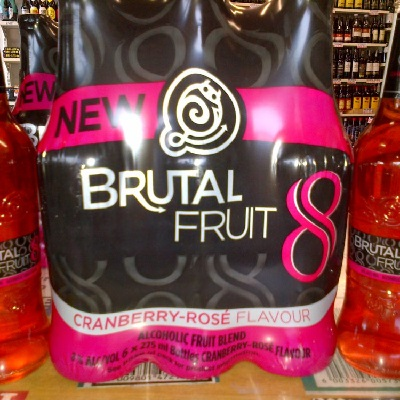 Brutal Fruit Ass 330ML 24S