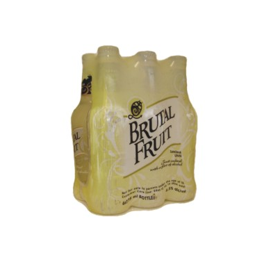 Brutal Fruit Litchi 275ML(24)