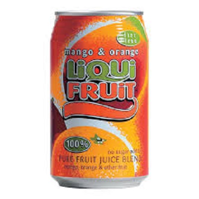Liquifruit Orange/Mango 330ML (24)