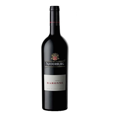 Nederberg Barone Shiraz Case