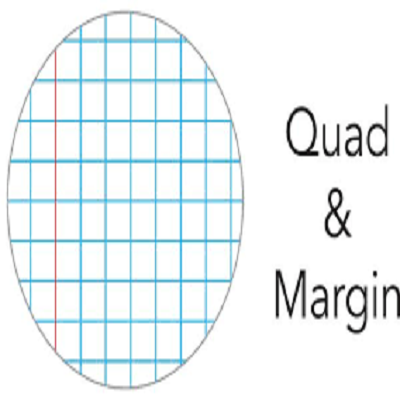 Quad&Margin Counter books