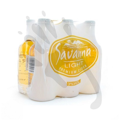 Savanna Lite 330ML(24)