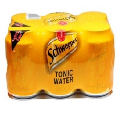 Tonic Water Can 200ML Case