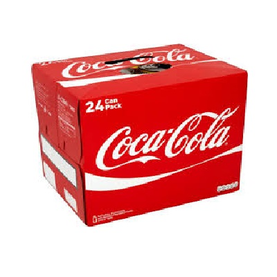 COKE 330ml 330ml Case
