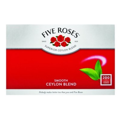 Five Roses 200 Tagless Tea