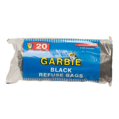 Garbie Refuse Bags 20s