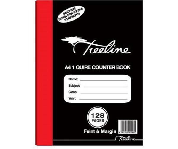 Feint&Margin Counter books