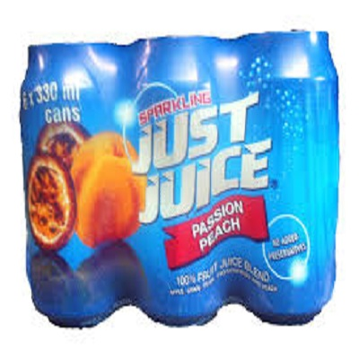 Just Juice 330ML Assorted Flavours 24
