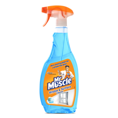 Mr Muscle Window Cleaner
