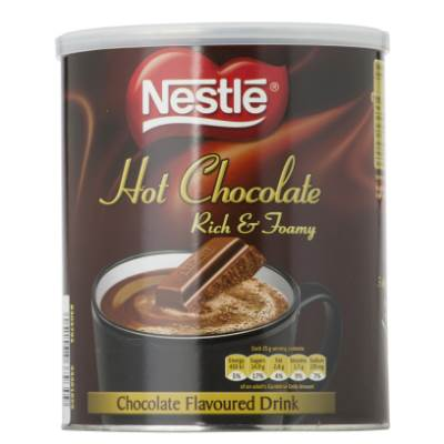 Nestle Hot Chocolate 1kg
