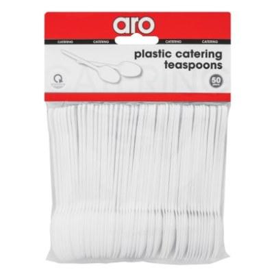 Plastic Teaspoons 500s