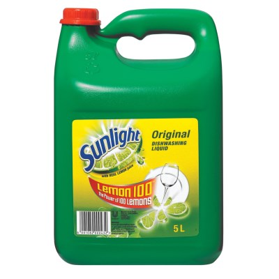 5L Sunlight Dishwashing Liquid