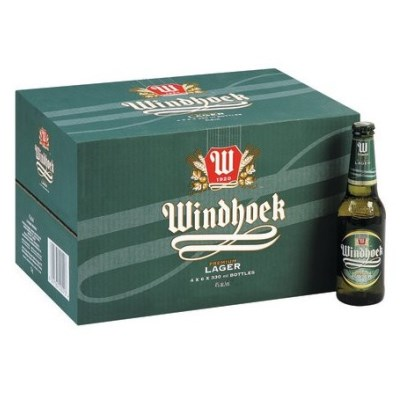 Windhoek Larger 330ml Case